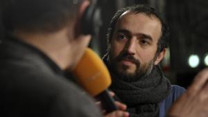 Iranischer Filmemacher Ayat Najafi; Foto: imageo/Seeliger