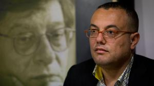 Atef Abu Saif; Foto: picture-alliance/AP/N. Nasser