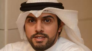 Schriftsteller Saud Alsanousi; Foto: Saud Alsanousi
