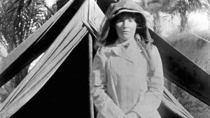 Gertrude Margaret Lowthian Bell; Foto: picture-alliance/dpa/CPA Media Co.