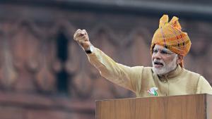 Indiens Regierungschef Narendra Modi, Foto: Getty Images/AFP/R. Schmidt