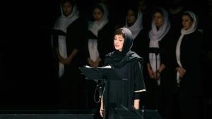 7 Nächte, 7 Theater in Teheran zur Unterstützung von kranken Schauspielern; Foto: Elham Ahmadi