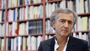 Der französische Philosoph Bernard-Henri Lévy; Foto: AFP/Getty Images