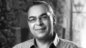 Ahmed Khaled Towfik; Foto: Lenos Verlag