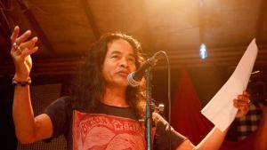 Der indonesische Autor Wayan Sunarta; Foto: Phalayasa