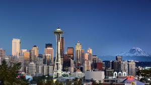 Ansicht von Seattle; Foto: bala