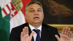 Ungarns Ministerpräsident Viktor Orbán; Foto: Reuters/H.P. Bader
