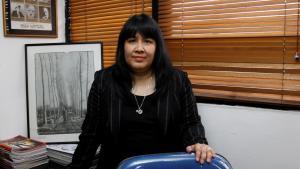 Die indonesische Schriftstellerin und Journalistin Leila S. Chudori; Foto: Tempo Weekly Newsmagazine