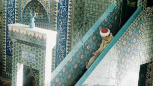 Mescid-i Aksaa Moschee, Gelsenkirchen 2009; Foto: LWL-Industriemuseum Dortmund: Brigitte Kraemer