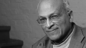 Der ägyptische Schriftsteller Gamal Al-Ghitani; Foto: Imago/gezett
