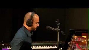 """Bachar Mar-Khalife während eines Auftritts bei """"France Culture""""; Quelle: YouTube"""