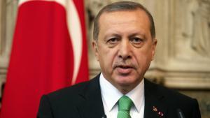Recep Tayyip Erdoğan; Foto: imago/Belga