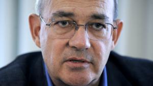 Der israelische Historiker Tom Segev; Foto: picture-alliance/APA/HANS KLAUS TECHT