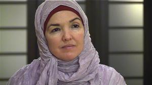 Die kanadische Islamwissenschaftlerin Ingrid Mattson; Foto: youtube