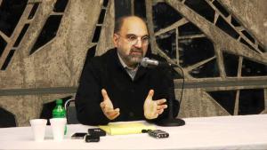 Iranischer Reformdenker Abdolkarim Sorusch. Foto: Youtube
