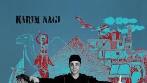 """Album-Cover """"Detour Guide"""" von Karim Nagi"""