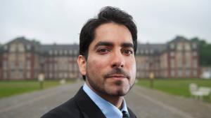 Der Münsteraner Islamwissenschaftler Mouhanad Khorchide; Foto: dpa