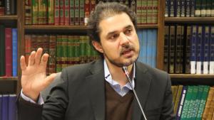 Arun Kundnani, Professor für Medien, Kultur und Kommunikation an der New York University; Foto: youtube