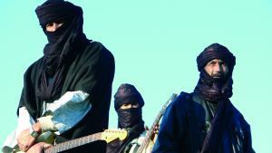 Die Tuareg-Band Terakaft; Foto: terakaft.bandpage.com