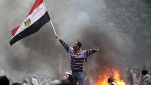 Symbolbild Arabischer Frühling; Foto: AFP/Getty Images/M. Abed