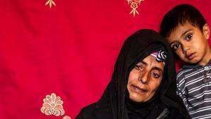 Afghanische Flüchtlinge im Iran; Foto: Meysam Hasanloo