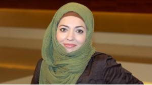 Khola Maryam Hübsch; Foto: dpa/picture-alliance