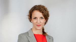 Sarah Judith Hofmann; Foto: DW