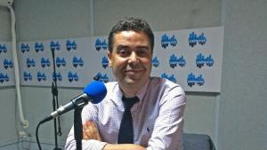Tunesischer Politikwissenschaftler Mohamed Limam. Foto: Christina Omlin