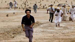 "Filmszene aus ""A Dragon Arrives"" des iranischen Regisseurs Mani Haghighi; Foto: picture-alliance/dpa/Berlinale/Abbas Kosari"
