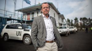 Der deutsche UN-Libyen-Vermittler Martin Kobler; Foto: picture-alliance/dpa