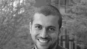 Der palästinensische Autor Ahmed Masoud; Foto: privat