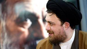 Hassan Khomeini; Foto: Isna