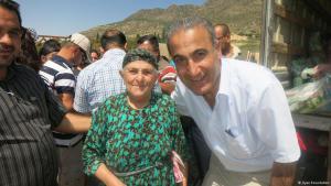 """Salah Ahmad, Gründer und Vorsitzender der """"Jiyan Foundation""""; Quelle: Jiyan Foundation"""