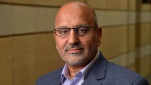 Der Islamgelehrte Ebrahim Moosa, Foto: privat