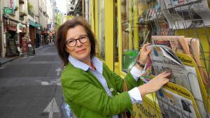 """Edit Schlaffer, Gründerin der Organisation """"Frauen ohne Grenzen""""; Foto: """"Frauen ohne Grenzen"""""""