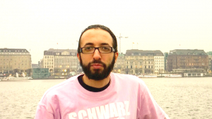 Der Islamwissenschaftler und Buchautor Ali Ghandour; Foto: privat