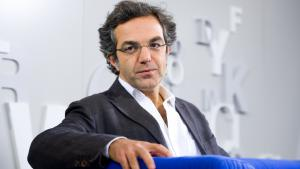 Navid Kermani; Foto: picture alliance/Sven Simon