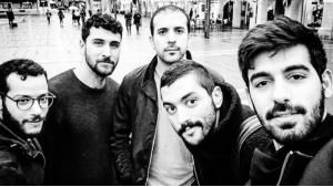 Die libanesische Indie-Rock-Band Mashrou' Leila; Quelle: Facebook