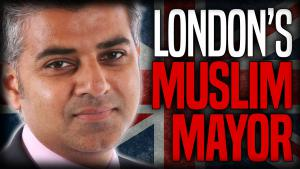 Sadiq Khan, erster muslimischer Bürgermeister Londons; Quelle: YouTube