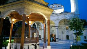 Ferhadija-Moschee im Zentrum Banja Lukas; Foto: DW/D. Maksimovic
