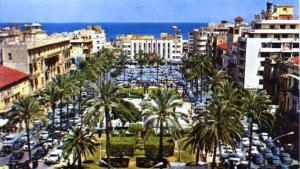 Der Märtyrerplatz im Herzen Beiruts (Foto: Elie Wardini 1995)