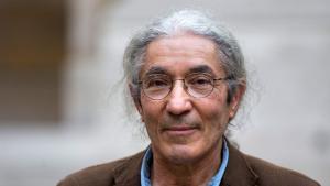 Der algerische Schriftsteller Boualem Sansal; Foto: picture-alliance/dpa/E. Laurent