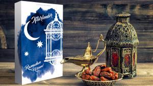 """Der """"Iftarlender""""-Kalender für den Ramadan von Nadia Doukali; Foto: privat"""