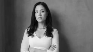 Die palästinensische Dichterin Jehan Bseiso; Foto: privat