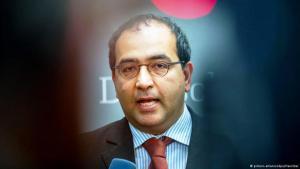 Der aus Teheran stammende Grünen-Politker Omid Nouripour kam als Heranwachsender in die Bundesrepublik