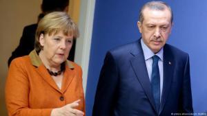 Merkel bei Erdogan. (hier ein Archivbild)  Foto: DPA