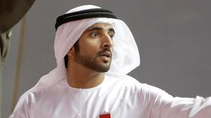 Dubais Kronprinz Hamdan bin Muhammad Al Maktum; Foto: Getty Images/AFP/M. Naamani
