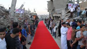 Karama-Gaza Human Rights Film Festival; Foto: Lama Film