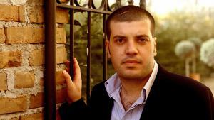 Palästinensisch-israelischer Autor Sayed Kashua; Foto: picture-alliance/Leemage