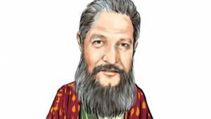Portrait des marokkanischen Autors Muhammad Zafzaf (Quelle: Privat)